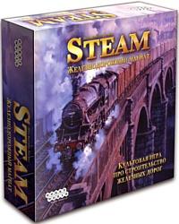 Мир Хобби Steam Железнодорожный магнат