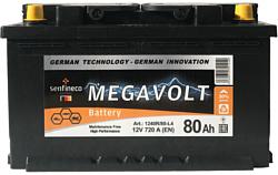 Megavolt 12V +R (80Ah)