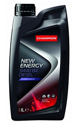 Champion New Energy 5W-40 B4 Diesel 1л