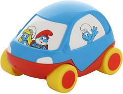 Полесье Забавная детская машинка Смурфики №2 64516