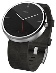 Motorola Moto 360 (leather)