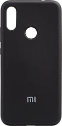 EXPERTS SOFT-TOUCH case для Xiaomi Mi A3/Mi CC9e (черный)