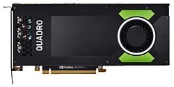 PNY Quadro P4000 PCI-E 3.0 8192Mb 256 bit HDCP