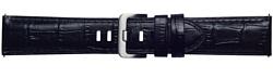 Samsung Alligator Pattern для Galaxy Watch 46mm & Gear S3 (черный)