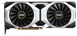 MSI GeForce RTX 2080 1515MHz PCI-E 3.0 8192MB 14000MHz 256 bit HDMI HDCP Ventus