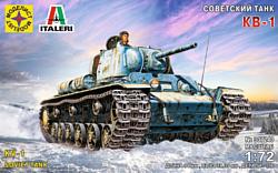 Моделист Советский танк КВ-1 307240