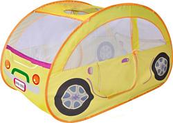 Ching-ching Fashion Car (желтый)