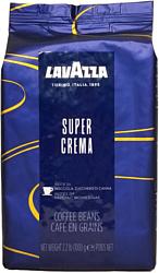 Lavazza Super Crema в зернах 1000 г