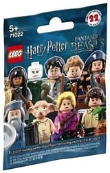 LEGO Collectable Minifigures 71022 Гарри Поттер и Фантастические твари
