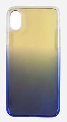 Smarterra ColorFlow для Apple iPhone X (синий/желтый)