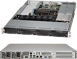 Supermicro SuperServer (SYS-5017R-WRF)