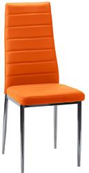 Mio Tesoro Джия DC-060 (оранжевый/хром)