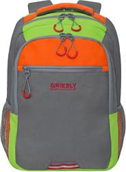 Grizzly RU-922-3 28 серый/оранжевый