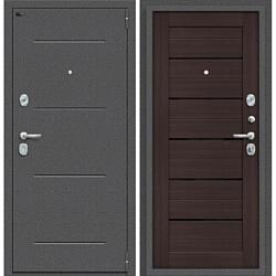 el'Porta Porta S 104.П22 (антик серебро/wenge veralinga)