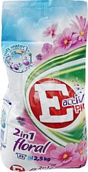 E Active Plus 2 in 1 Floral 2.5 кг