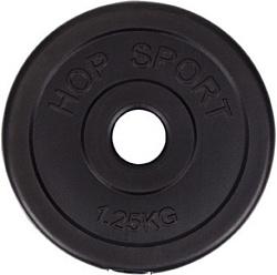 Hop-Sport Композитный диск 1.25 кг (H1.25)