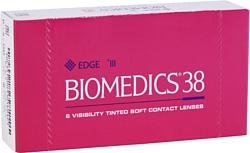 CooperVision Biomedics 38 (от -0.5 до -6.0) 8.6mm
