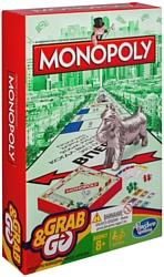 Hasbro Монополия Дорожная версия