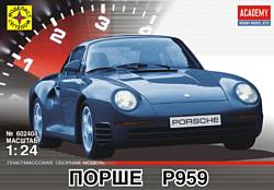 Моделист Автомобиль Порше P959 602404