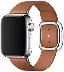 Apple с современной пряжкой 40 мм (золотисто-коричн., размер S) MWRC2