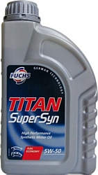 Fuchs Titan Supersyn 5W-50 1л