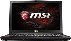 MSI GP62 7RE-645XPL
