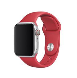 Apple спортивный 40 мм (красный) MU9M2ZM