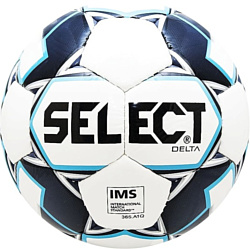 Select Delta IMS (размер 5, белый/темно синий/голубой)