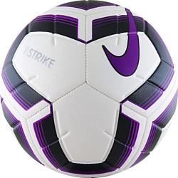 Nike Strike Team SC3535-100 (4 размер, белый/фиолетовый/черный)