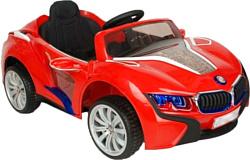 RiverToys BMW I8 E008KX (красный)