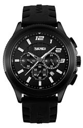 Skmei 9136 (черный/белый)
