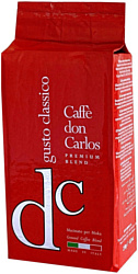 Carraro Don Carlos Gusto Classico молотый 250 г
