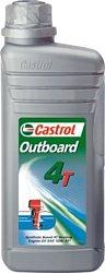 Castrol Outboard 4T 10W-30 API SJ/CF 1л