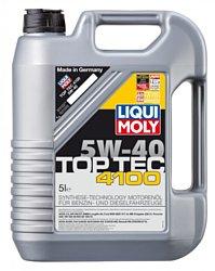 Liqui Moly TOP TEC 4100 5W-40 5л