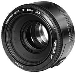 YongNuo AF 50mm f/1.8 Canon EF