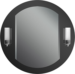 Dubiel Vitrum Ada 70x70 зеркало (5905241015886)