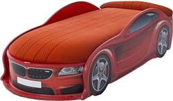 Мебелев БМВ-М 196x80 см (красный)