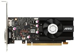 MSI GeForce GT 1030 1265Mhz PCI-E 3.0 2048Mb 6008Mhz 64 bit DVI HDMI HDCP LP OCV1
