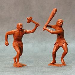 ARK models Пещерные люди набор №1 AK 80010