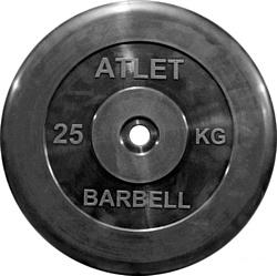 Атлет диск 25 кг