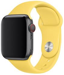 Apple спортивный 40 мм (canary yellow, S/M и M/L) MV6A2