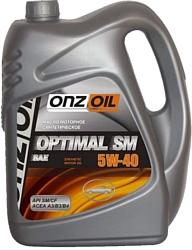 ONZOIL Optimal SM 5W-40 5л