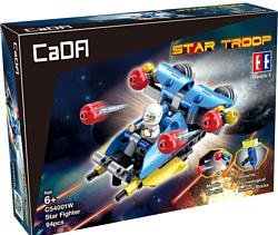 CaDa Космический десант C54001W