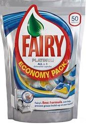 """Fairy Platinum """"All in 1"""" 50tabs"""