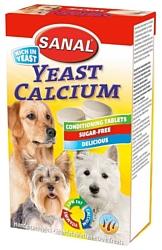 Sanal Yeast Calcium