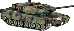 Revell 03180 Немецкий танк Leopard 2A6/A6M