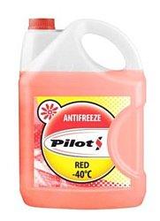 Pilots Antifreeze Red 10л