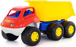 Полесье Дакар автомобиль-самосвал с прицепом 46116
