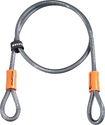 Kryptonite KryptoFlex 410 Double Loop Cable (210818)