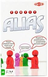 Tactic Family Alias (Скажи иначе) компактная версия